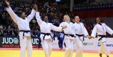 France and Japan Win Gold Medals at Team Tournament of Worlds-2014